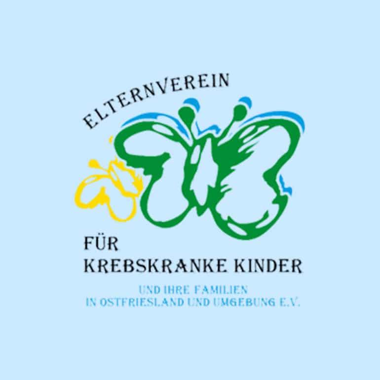 KFO Stelz | Logo Elternverein für Krebskranke Kinder und ihre Familien in Ostfriesland und Umgebung e.V.