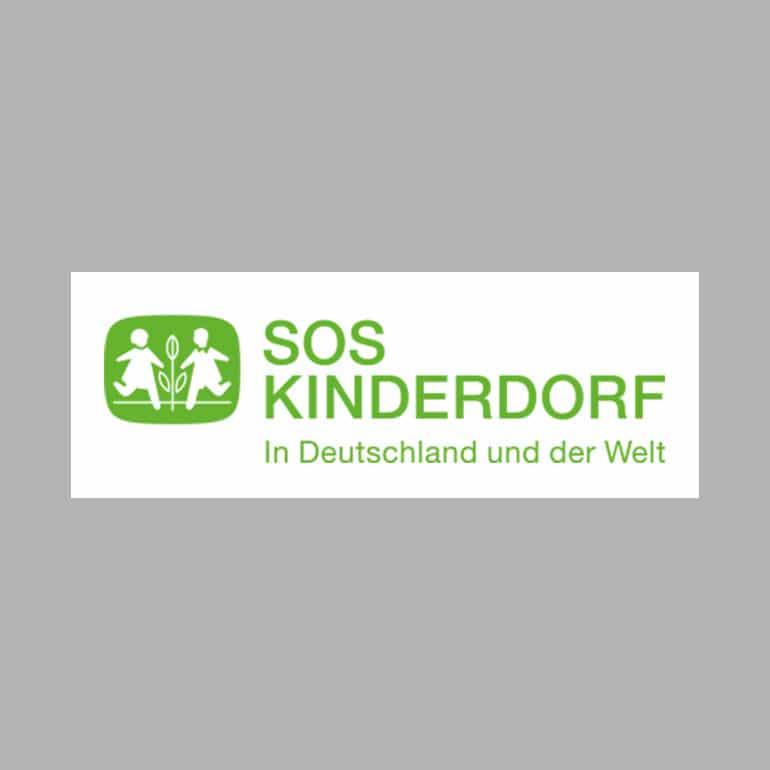 KFO Stelz | Logo SOS Kinderdorf