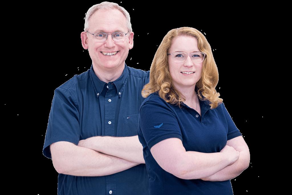 KFO Stelz | Dr. Rainer Stelz und Dr. Ina Reinken
