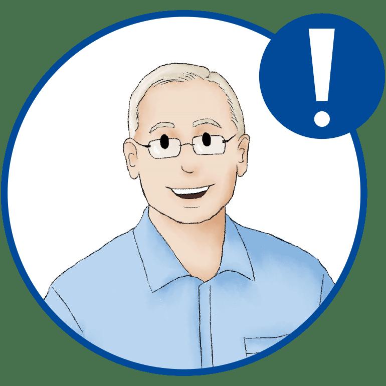 KFO Stelz | Dr. Stelz Hinweis