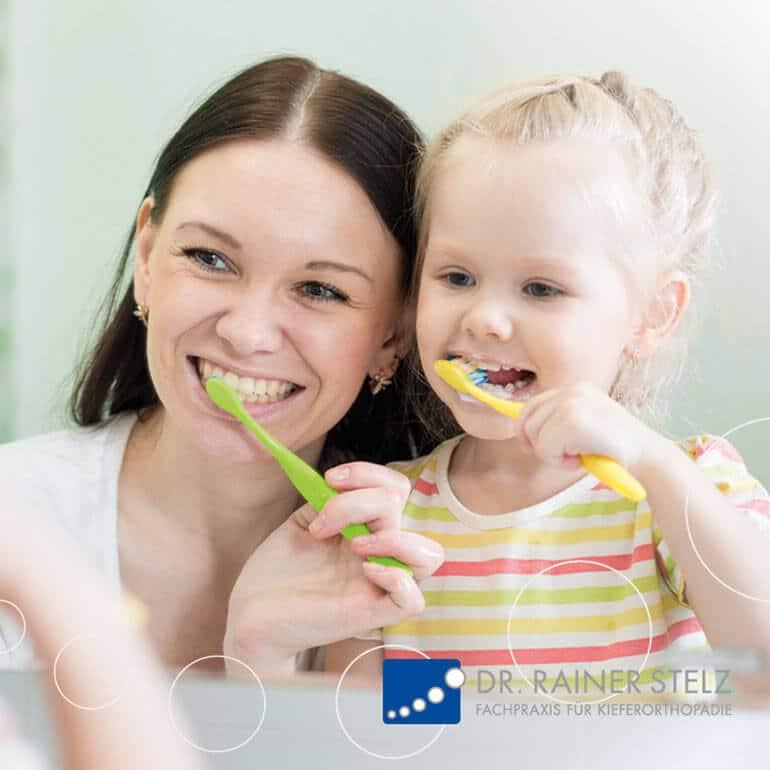 KFO Stelz | Post - Regelmäßige Zahnpflege