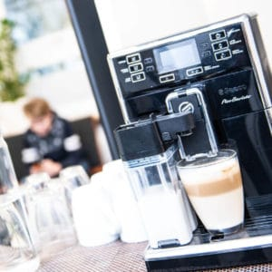 KFO Stelz | Getränkemaschine für Patienten und Begleitpersonen